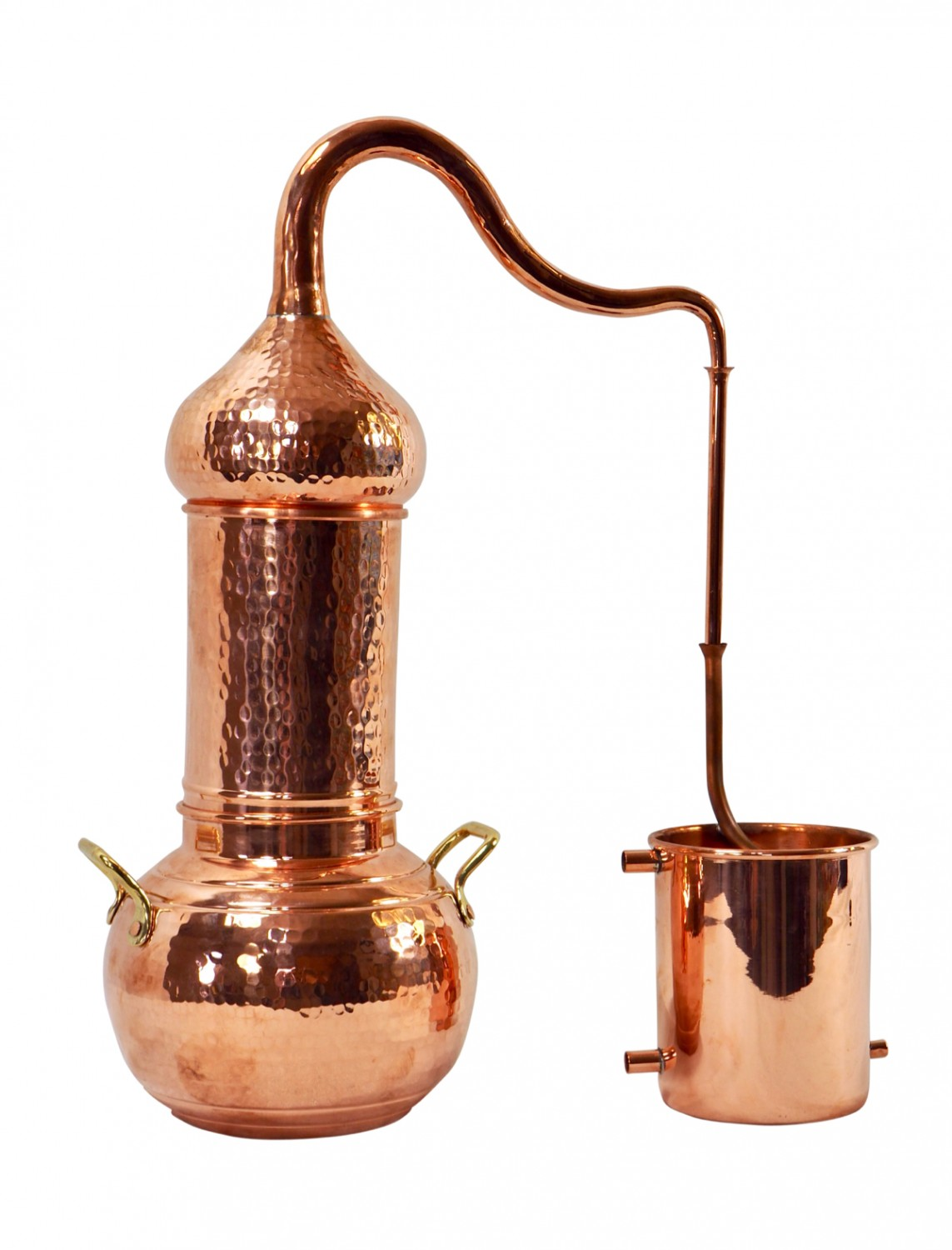 """CopperGarden®"" Destille ""Essence plus"" - 2 Liter mit Kolonne"